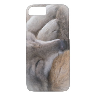 All Tuckered Out iPhone 7 Case