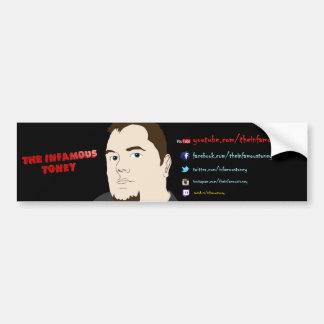 All URLs Bumper Sticker