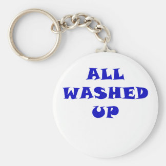 All Washed Up Keychain