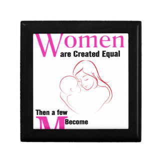 All Women Are Created Equal Then a Few Become Moth Gift Box