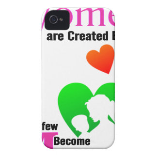 All Women Are Created Equal Then a Few Become Moth iPhone 4 Cover