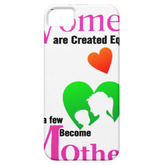 All Women Are Created Equal Then a Few Become Moth iPhone 5 Cover