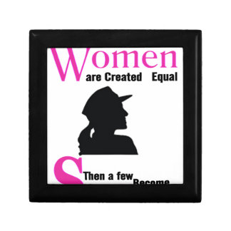 All Women Are Created Equal Then a Few Become Sold Gift Box