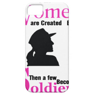 All Women Are Created Equal Then a Few Become Sold iPhone 5 Cases