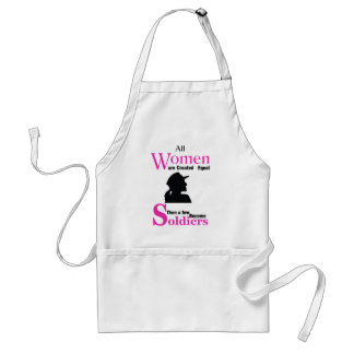 All Women Are Created Equal Then a Few Become Sold Standard Apron