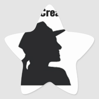 All Women Are Created Equal Then a Few Become Sold Star Sticker