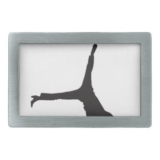 All Women Are Created Equal Then a  GymnASTIC Belt Buckle