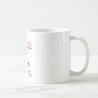 All Women Are Created Equal Then a  GymnASTIC Coffee Mug