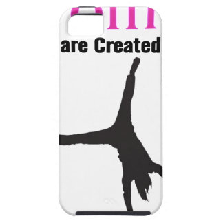 All Women Are Created Equal Then a  GymnASTIC iPhone 5 Cases