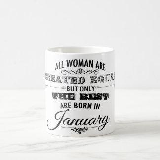 All Women January Mug