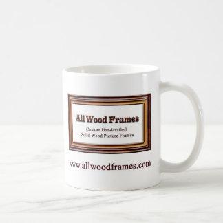 All Wood Frames Mug