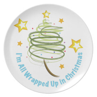 All Wrapped Up Party Plates