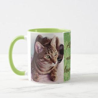 All you need is a loving Cat Mug