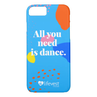 """""""All You Need is Dances"""" iPhone CASE"""