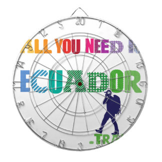 All You need Is Ecuador_Travel Dartboards