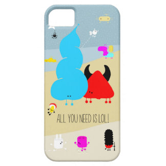 All you need IS LOL iPhone 5 Case