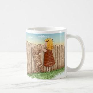 All you need is love... and a dog coffee mug