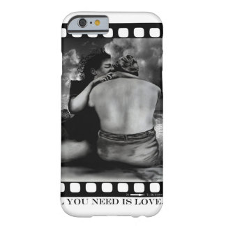 all you need is love barely there iPhone 6 case