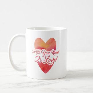 all-you-need-is-love coffee mug