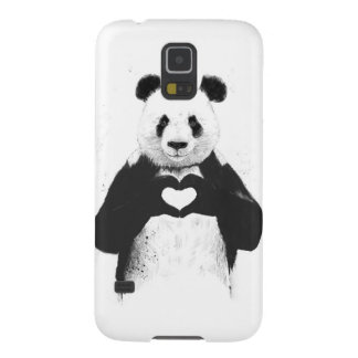 All you need is love galaxy s5 covers
