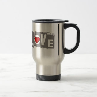 All You Need is Love Is all You Need Travel Mug