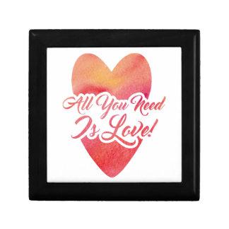 all-you-need-is-love keepsake box