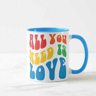 All You Need Is Love Mug