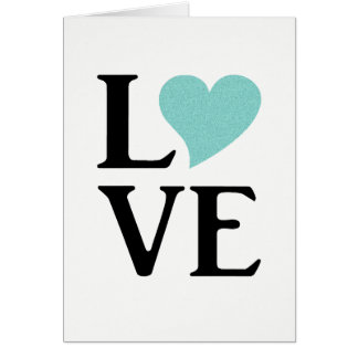 All You Need Is Love Party Note Cards