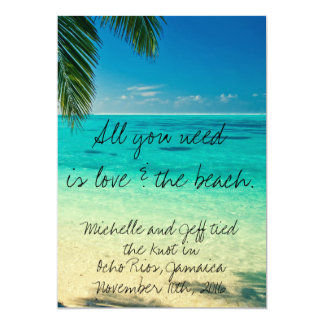 All You Need Is Love & The Beach Announcement