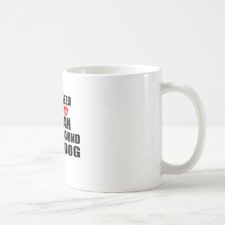 All You Need Love IBIZAN HOUND Dogs Designs Coffee Mug