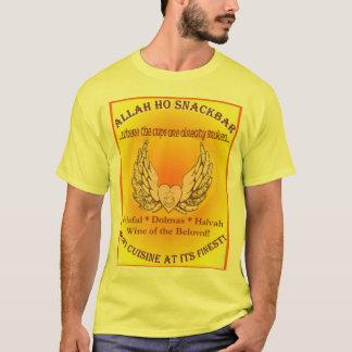 Allah Ho Snackbar Shirt