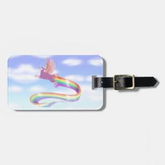 Allamacorn Sky Luggage Tag