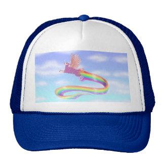 Allamacorn Sky Trucker Hat