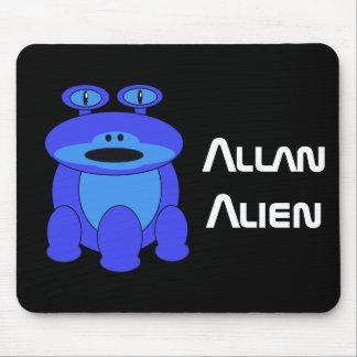 Allan Alien Mousemat Mouse Pad
