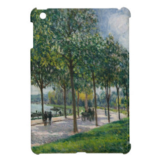 Allée of Chestnut Trees - Alfred Sisley Cover For The iPad Mini