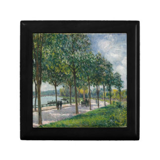 Allée of Chestnut Trees - Alfred Sisley Gift Box