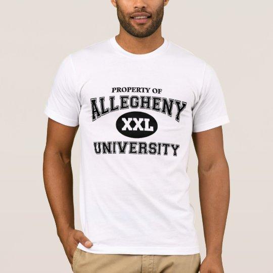 Allegheny University T-Shirt