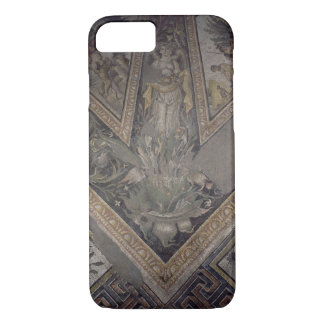 Allegorical figure of Autumn, detail of a mosaic p iPhone 7 Case