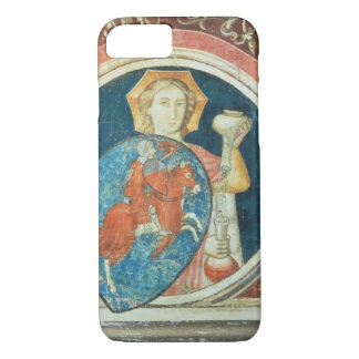 Allegorical figure of Temperance, one of several d iPhone 7 Case