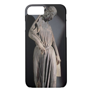 Allegorical figure of The Synagogue, from the sout iPhone 7 Case