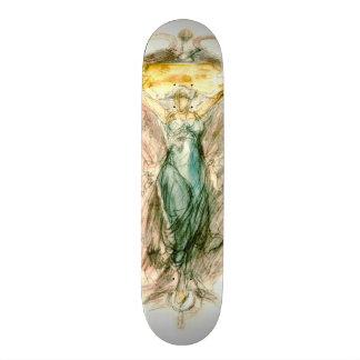 Allegorical Study 1898 Skate Board Decks