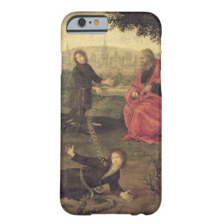 Allegory, c.1485-90 (oil on panel) barely there iPhone 6 case