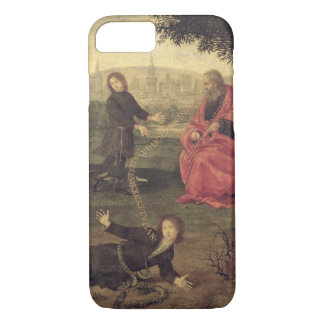 Allegory, c.1485-90 (oil on panel) iPhone 7 case