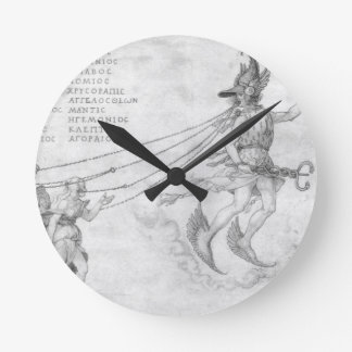 Allegory of eloquence by Albrecht Durer Wallclock