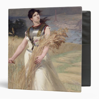Allegory of France 3 Ring Binders