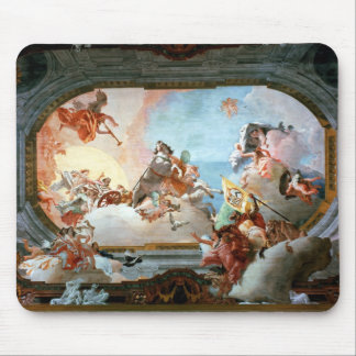 Allegory of Marriage of Rezzonico to Savorgnan Mouse Pad