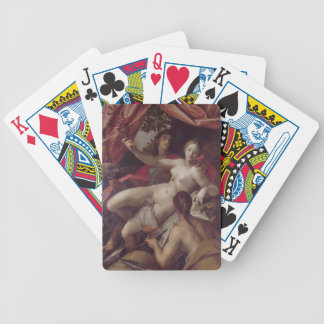 Allegory of Peace and Abundance by Hans von Aachen Poker Deck