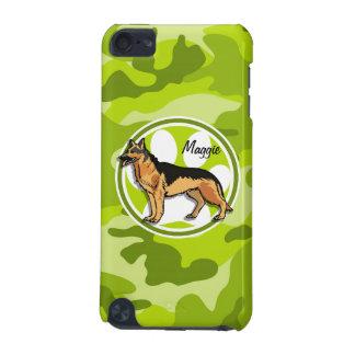Allemand Shepard camo vert clair camouflage