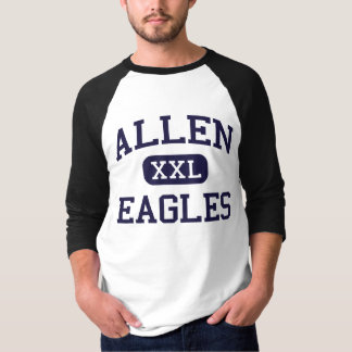 Allen - Eagles - Allen High School - Allen Texas T-Shirt