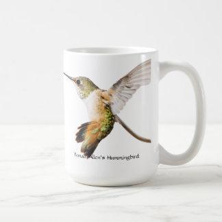 Allen's Hummingbird Mug
